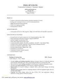 Insurance Agent Resume Skills Sample Download Orlandomoving Co