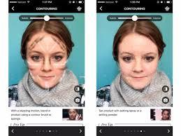 sephora visual artist app feature teaches how to apply makeup using ai photos business insider