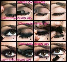 smokey eye makeup steps in urdu