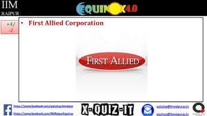 first allied corporation x quiz it grand finale