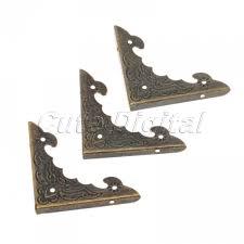 decorative mirror corners picture frame corner brackets br for boxes wood moulding home depot metal meyda