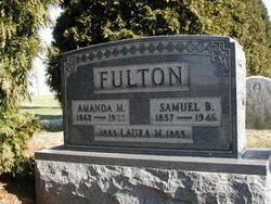Amanda M. Stover Fulton (1862-1933) - Find A Grave Memorial
