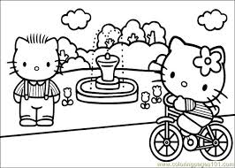 Small Picture Hello Kitty 30 Coloring Page Free Hello Kitty Coloring Pages