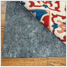 non skid rug mat rug pads safe for hardwood floors non slip rug pads for hardwood