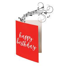 Endless Singing Birthday Joke Greeting Card 12 Reviews 4 67