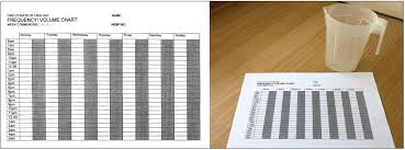 Urine Flow Volume Chart The Management Of Overactive Bladder Symptom Complex