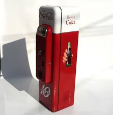 Vintage Coca Cola Vending Machines Custom Rare Vintage Coca Cola Vending Machine WantNeedMust Have