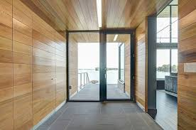 modern glass front doors - Google Search