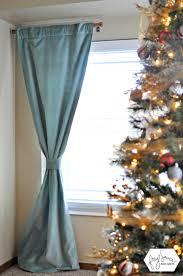 Diy Curtain Rods Diy Short Copper Pipe Curtain Rod