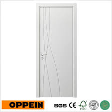 modern white interior door. new design modern white simple wooden swing interior door a