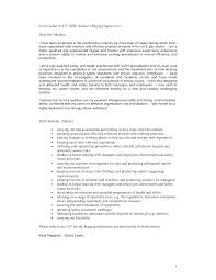 Cover Letter Examples Construction Manager Prepasaintdenis Com