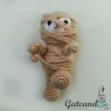 Amigurumi Patterns Free Fascinating Ravelry The Mummy Amigurumi Pattern By Gateando Crochet