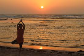 michele vaughan yoga instructor and yoga retreat leader goa india