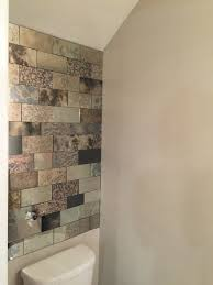 How To Tile A Bathroom Floor Video Watch This Video And Learn How To Cut Antique Mirror Tiles