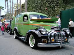 1946 Chevrolet Half-Ton Panel Truck | Flickr