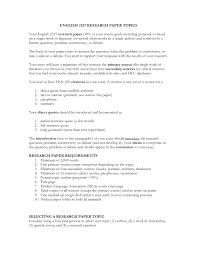 Essay Proposal Format Research Paper Format For Pdf Proposal Example
