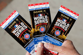 World Series Ticket Prices Drop As Chicago Cubs Host Indians
