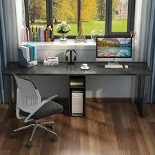 Two Person Desk Desks  Wayfair