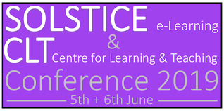 2019 Solstice And Clt Conference Solstice