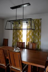rustic rectangular dining room light fixtures pendant lights over table glass dining room table