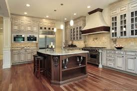 traditional antique white kitchens. Traditional Antique White Kitchen Welcome! This Photo Gallery Has Pictures Of Kitchens Featuring Cream Or N