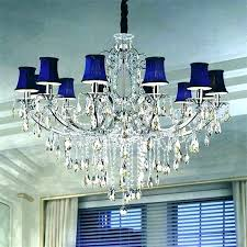 chandelier with black shades crystal chandelier with black shade basic drum shade crystal chandelier photo 7 chandelier with black shades