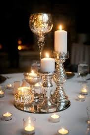 Metallic Pillar Silvers Mirror Bases Pinterest Rounding Middles Candle  Holders For Wedding Centerpieces Images Photography
