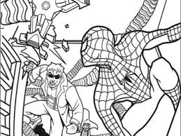 Spiderman Coloring Pages Coloring Coloring Page Spiderman