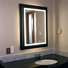 framed modern mirror. Wooden Framed Bathroom Mirror Modern Frames Decoration Using Rectangular Black Wood .