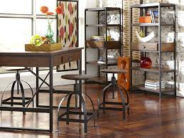 industrial counter height table. Rent The Dane Counter Height Table Industrial
