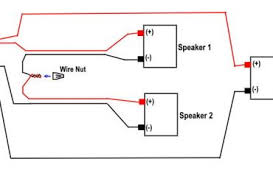 similiar series parallel speaker connection keywords series parallel speaker wiring diagram