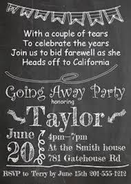 New Job Going Away Party Invitations Magdalene Project Org