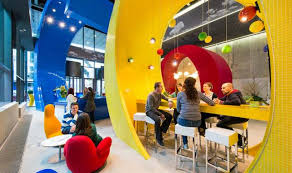image of google office. Google-office-design Image Of Google Office S