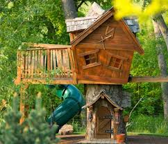 inside kids tree houses. The Door To Get Inside Is So Clever And I Love Quirkiness. By Architerra Kids Tree Houses