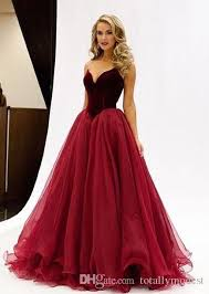 wine red wedding. Discount 2017 New Wine Red Vintage Wedding Dresses Sweetheat Simple