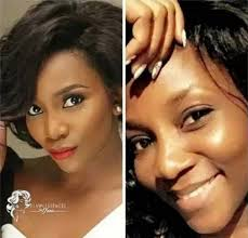 genevive nnaji which do you think still rocks without makeup