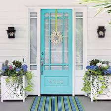 colored front doorsFront Door Colors to Open Your Imagination This Spring