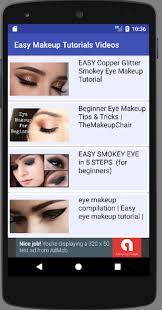 easy makeup tutorials video
