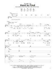 Guitar Solo Chart Skillet Hard To Find Sheet Music Notes Chords Download Printable Guitar Tab Sku 151215