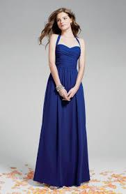 Size 10 Mediterranean Blue Alfred Angelo 7236 Bridesmaid Gown