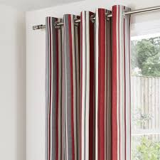 fresh red striped curtainelrose stripe red eyelet curtains eyelet curtains curtains