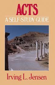 Acts Jensen Bible Self Study Guide Ebook By Irving L Jensen Rakuten Kobo