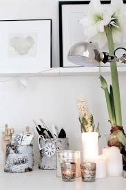 Home Decor Accessories Singapore Scandinavian Home Decor With Modern Desk Lamp And White Flower On 5