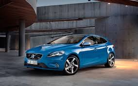 Report: Next-Generation Volvo V40 Coming to the U.S.