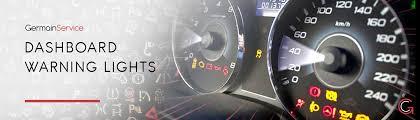 warning lights dashboard warning
