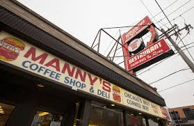 Here are just four of our favorites. Manny S Deli Cafeteria Chicago Finest Corned Beef More Chicago Coffee Shops Chicago Restaurants Chicago Eats