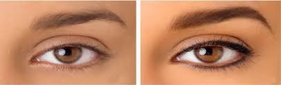 Permanentní Make Up Mikropigmentace Očních Linek Jitka Zankelová