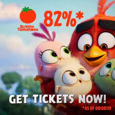 Galaxy Theatres Mission Grove - Angry Birds | Rotten Tomatoes