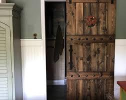 interior barn doors. Horizon Interior Barn Door - Sliding Wooden W/ Hardware Farmhouse Doors I