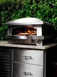 Pizza Oven Outdoor Kitchen Amazing Outdoor Kitchen Appliances Hgtv
